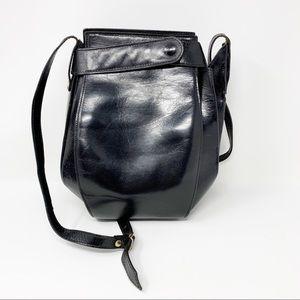 VTG Fabian Italian Leather Bag